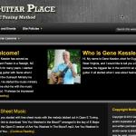 Gene's Guitar Place Web Site