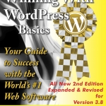 Winning With WordPress 2nd Edition Front