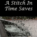 A Stitch in Time Saves